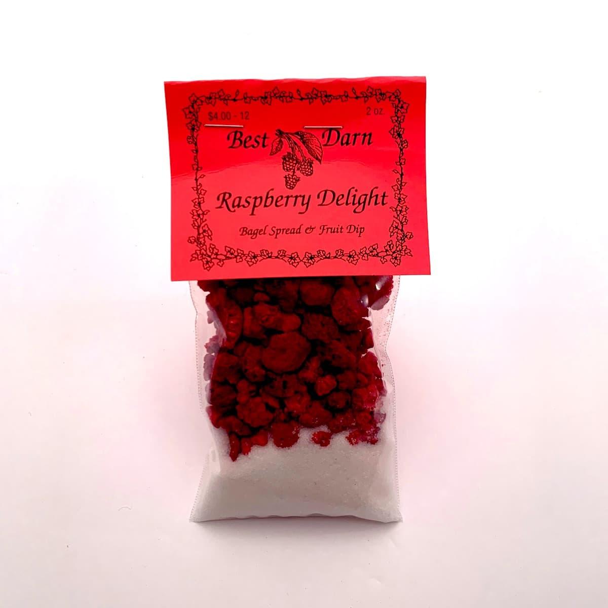Raspberry Bagel Spread Or Fruit Dip Best Darn Foods